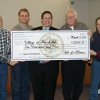 Yingling Delivers $10,000 Grant for Third Lake Roads